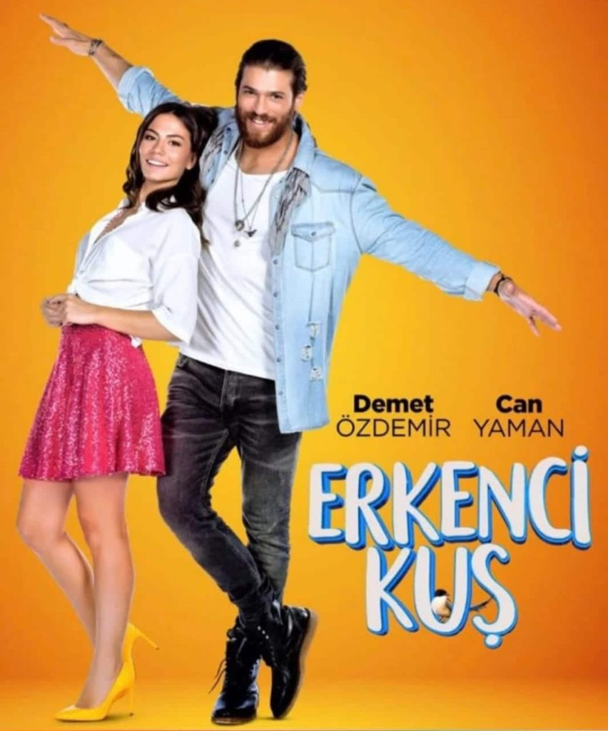 Can Yaman Series and movie
