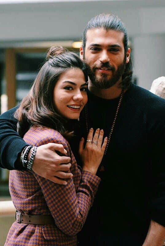 Can Yaman and Demet Ozdemir - Celeb Face - Know Everything About Your  Favorite Star