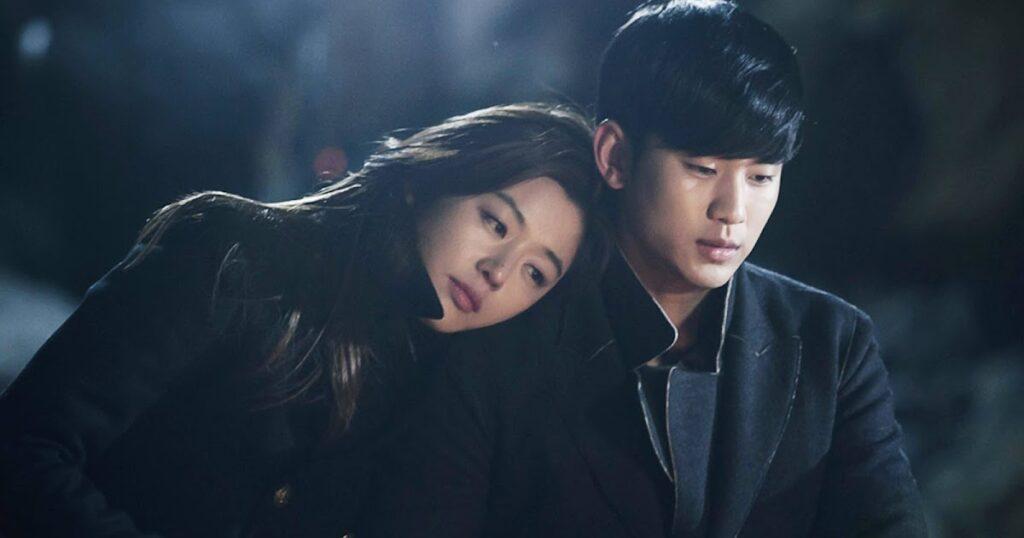 Jun Ji Hyun and Kim Soo hyun