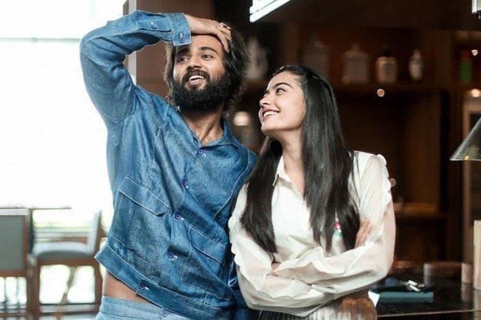 Rashmika Mandanna husband name, boyfriend