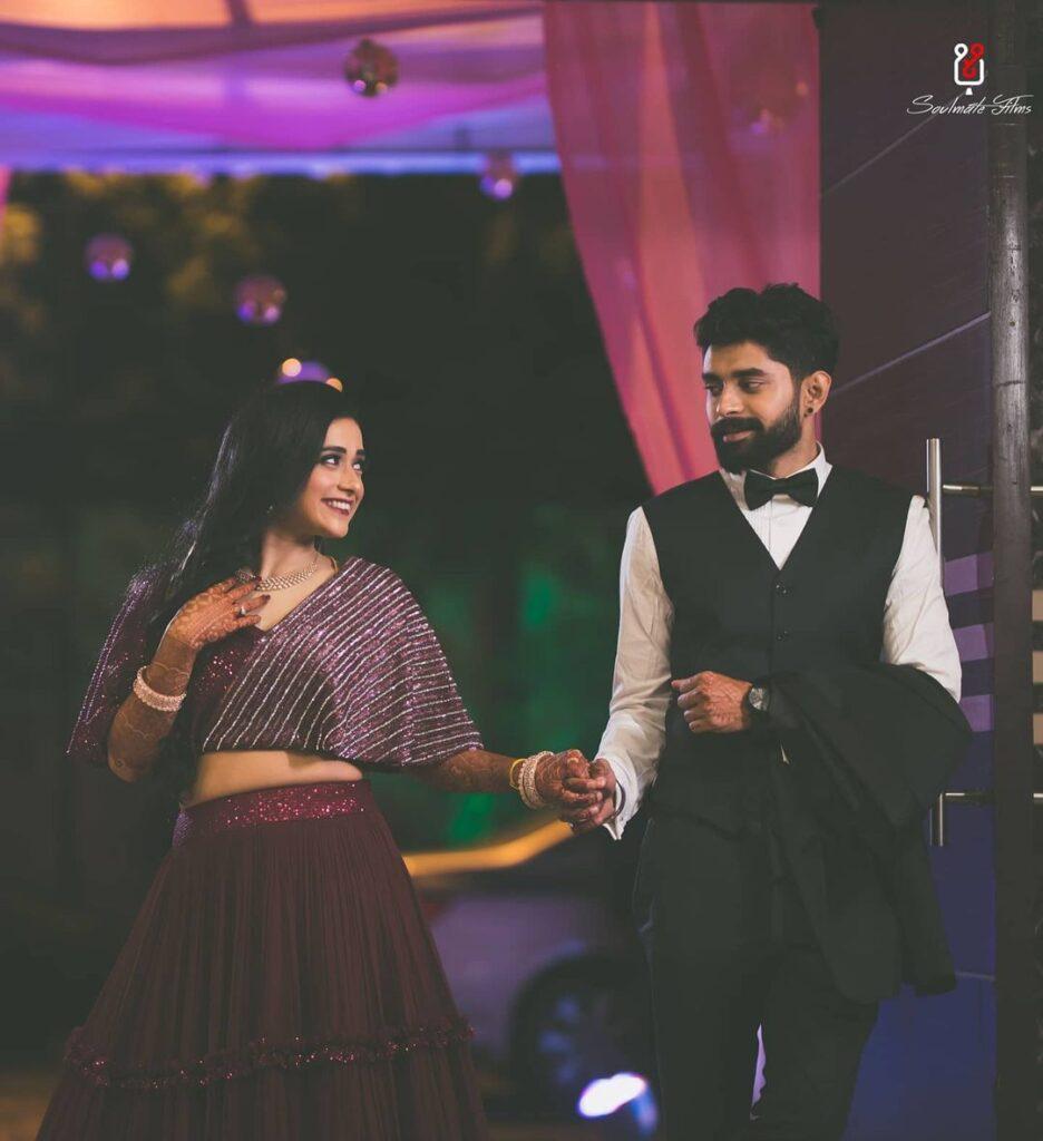 Radhika Muthukumar Husband Name